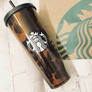 Brand new! Limited Edition Starbucks 24 Oz tumblr